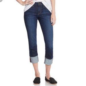 Joes Jeans Cropped Medium Wash Demim Sz 31